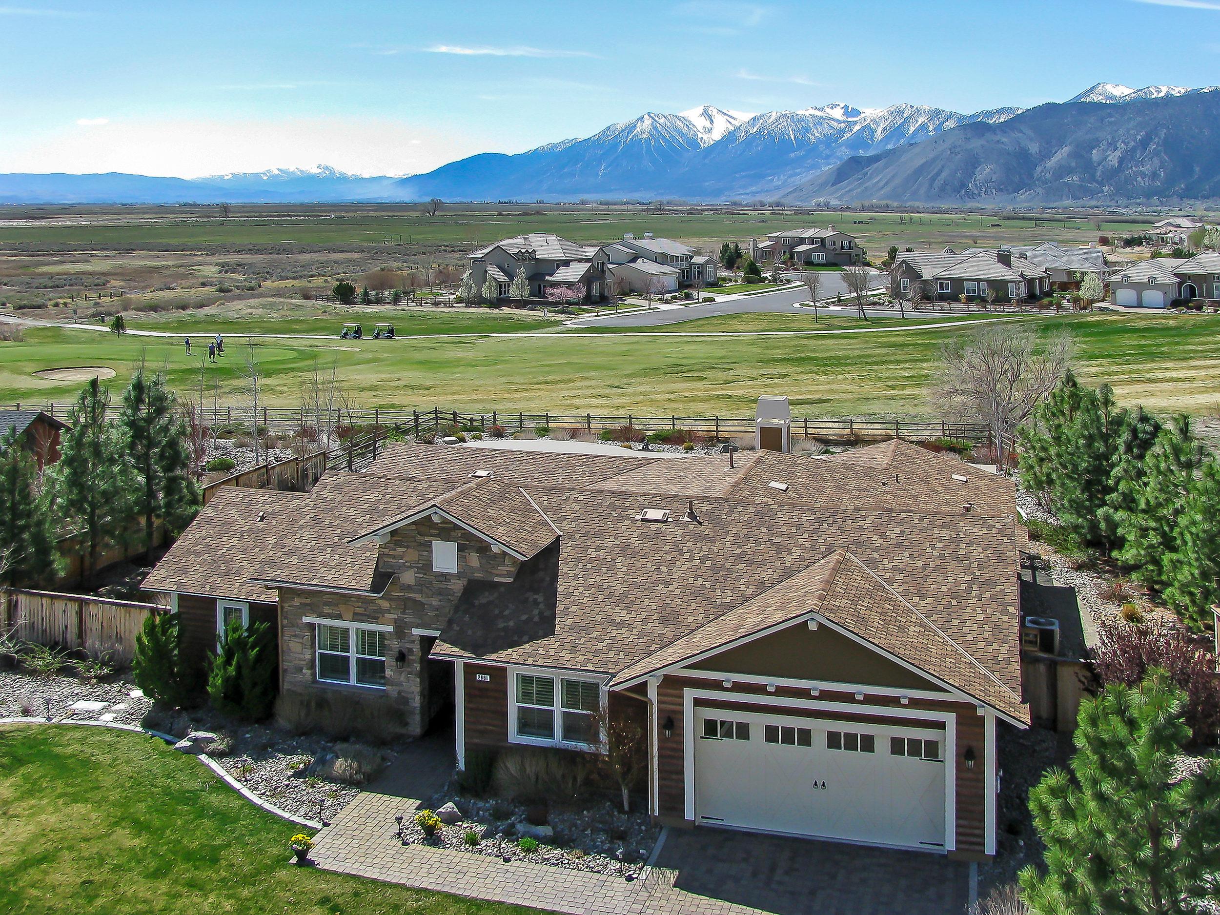 2881 Cloudburst Canyon Genoa Nv Carson Valley Nevada Real Estate Gillmor Coons Real Estate